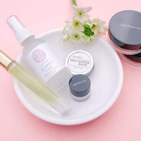 Natural Skin Care: Honourable Mentions